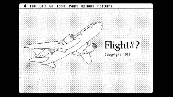 Did You Play This Mac Classic Game About a Plane Hijacking?