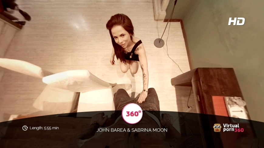 360 graden virtual reality porno is allesbehalve geil