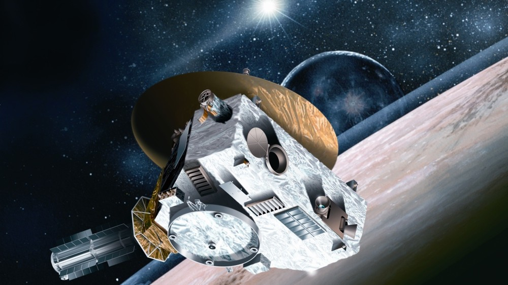 New Horizons Is Finally Close Enough to Confirm That Pluto Is Red