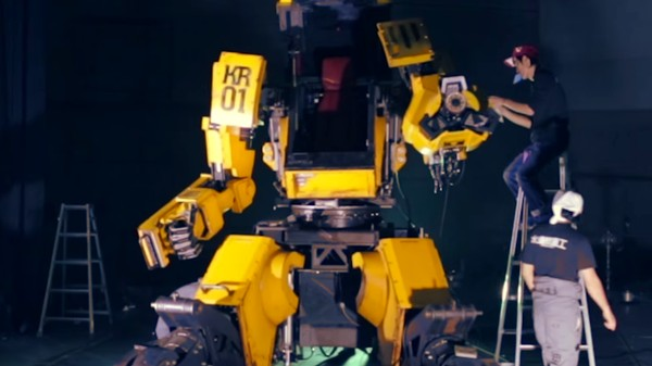 So This Boxing Match Between Giant Robots Might Actually Happen