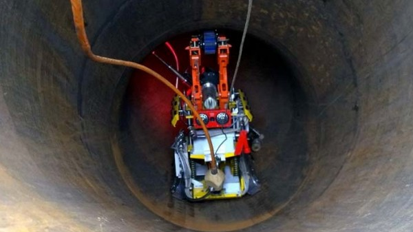 Robots Are Wandering Through Oil Pipelines That Have Never Been Inspected