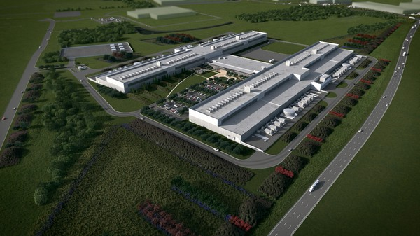 Facebook's New $500 Million Data Center Will Be Powered by 100% Wind Energy
