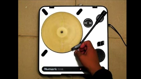 Someone Made a Playable Record Out of a Tortilla