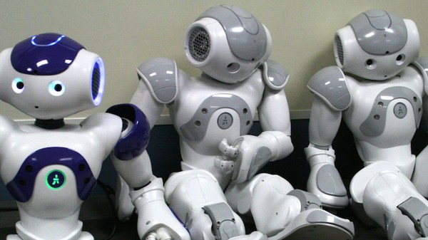 Watch These Cute Robots Struggle to Become Self-Aware