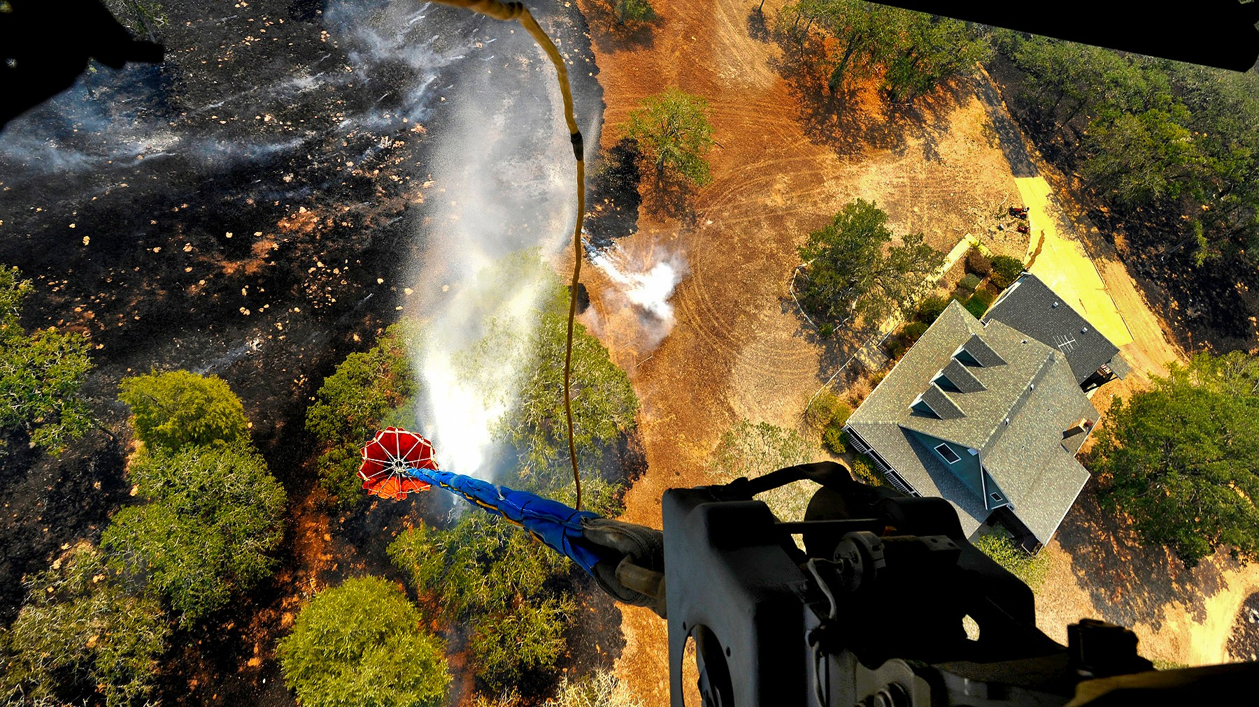 Drones Are Grounding Wildfire Fighting Aircraft in California