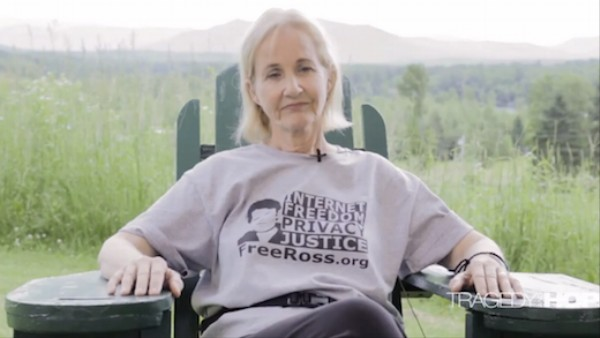 Lyn Ulbricht: 'Young, Idealistic People Are Being Put In Cages'