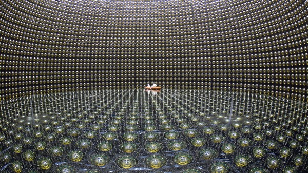 Japan's 279 Kilometer T2K Experiment Offers Three Antineutrino Detections