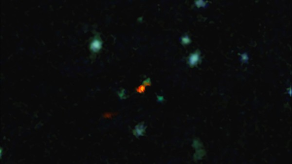 Astronomers Capture the Birth of the Universe's First 'Normal' Galaxies