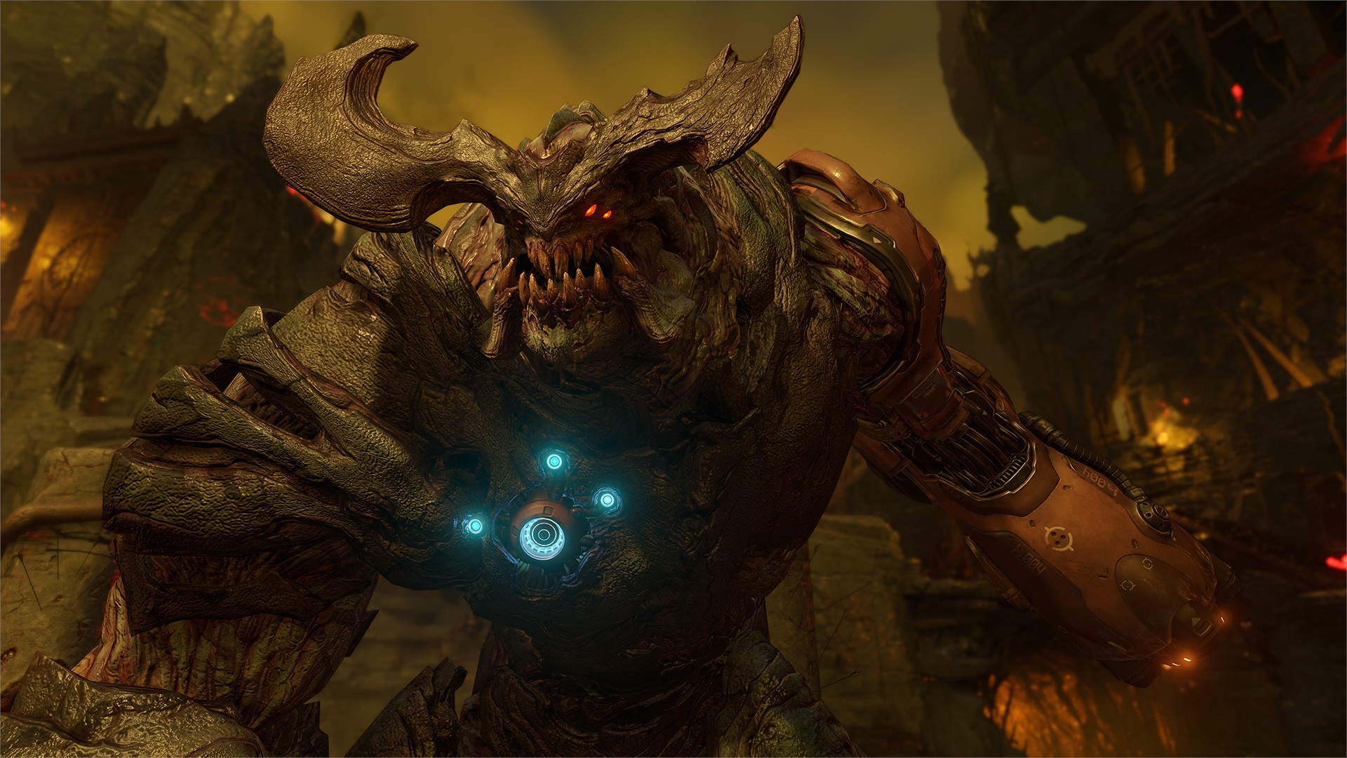 The New 'Doom' Is a Fast, Bloody Mess