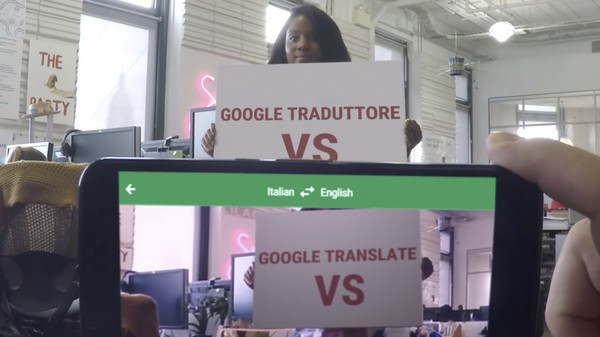 Google's App for Instantly Translating Real-World Text Just Added 20 Languages