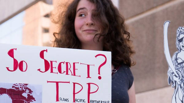 New Leak Confirms the Secretive Trans-Pacific Partnership Is a Horrorshow