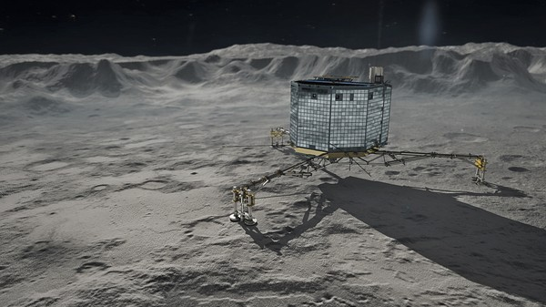 Life's Building Blocks Found on a Comet: Philae Lander Reveals New Surprises