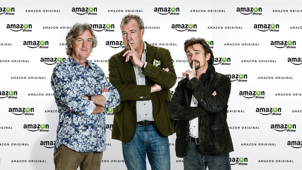 Amazon Just Picked Up the Exiled 'Top Gear' Host for a New Web Show