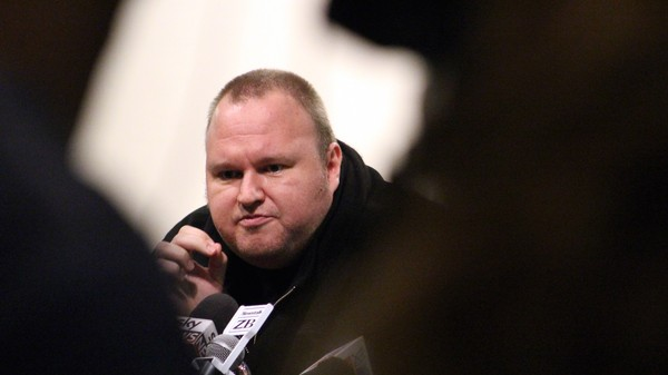 Kim Dotcom: Your Data Isn't Safe on Mega