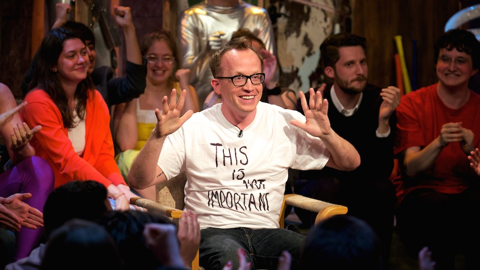 Cult Favorite 'The Chris Gethard Show' Is Doing a Virtual Reality Livestream