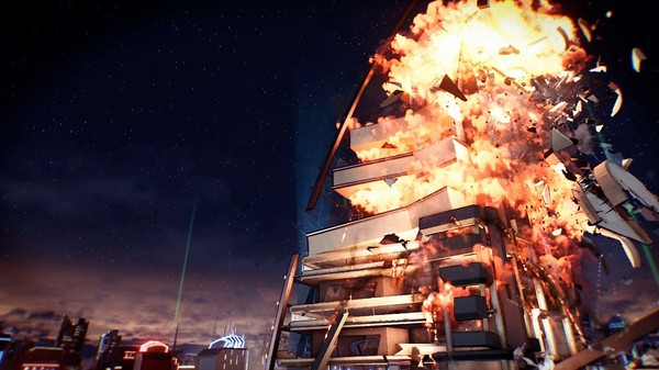 Microsoft's Cloud Finally Put to Good Use: Blowing Shit Up in 'Crackdown 3'