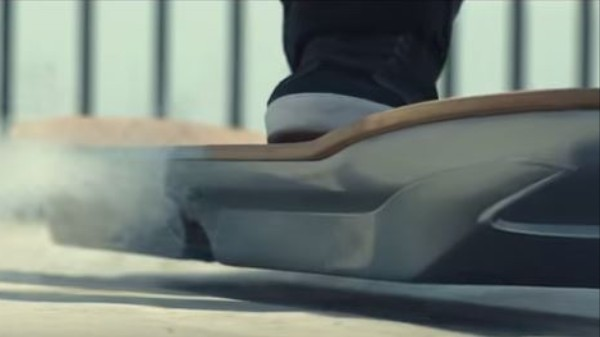 Lexus Spent Over a Year Building a Hoverboard and Now You Can See It in Action