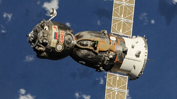 NASA Must Pay Russia $490 Million Because Congress Won't Fund Trips to Space