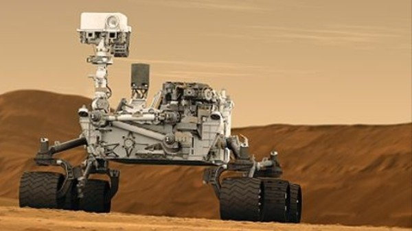The Curiosity Rover Celebrates Its Third Year on Mars Today