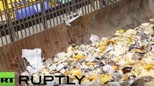After Foreign Food Bans, Russia Dumps Ten Tons of Cheese in a Landfill