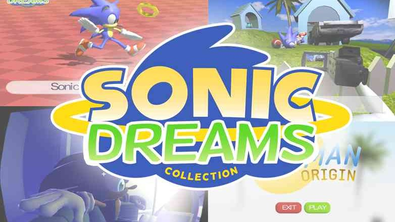 Shoot Your Own Amateur Sonic Porn With 'Sonic Dreams Collection'