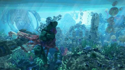 Minecraft's Prettiest Underwater Worlds