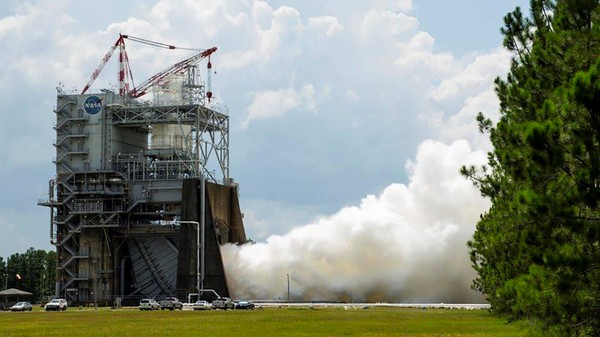 This Is the Rocket Engine That Will Take Us to Mars