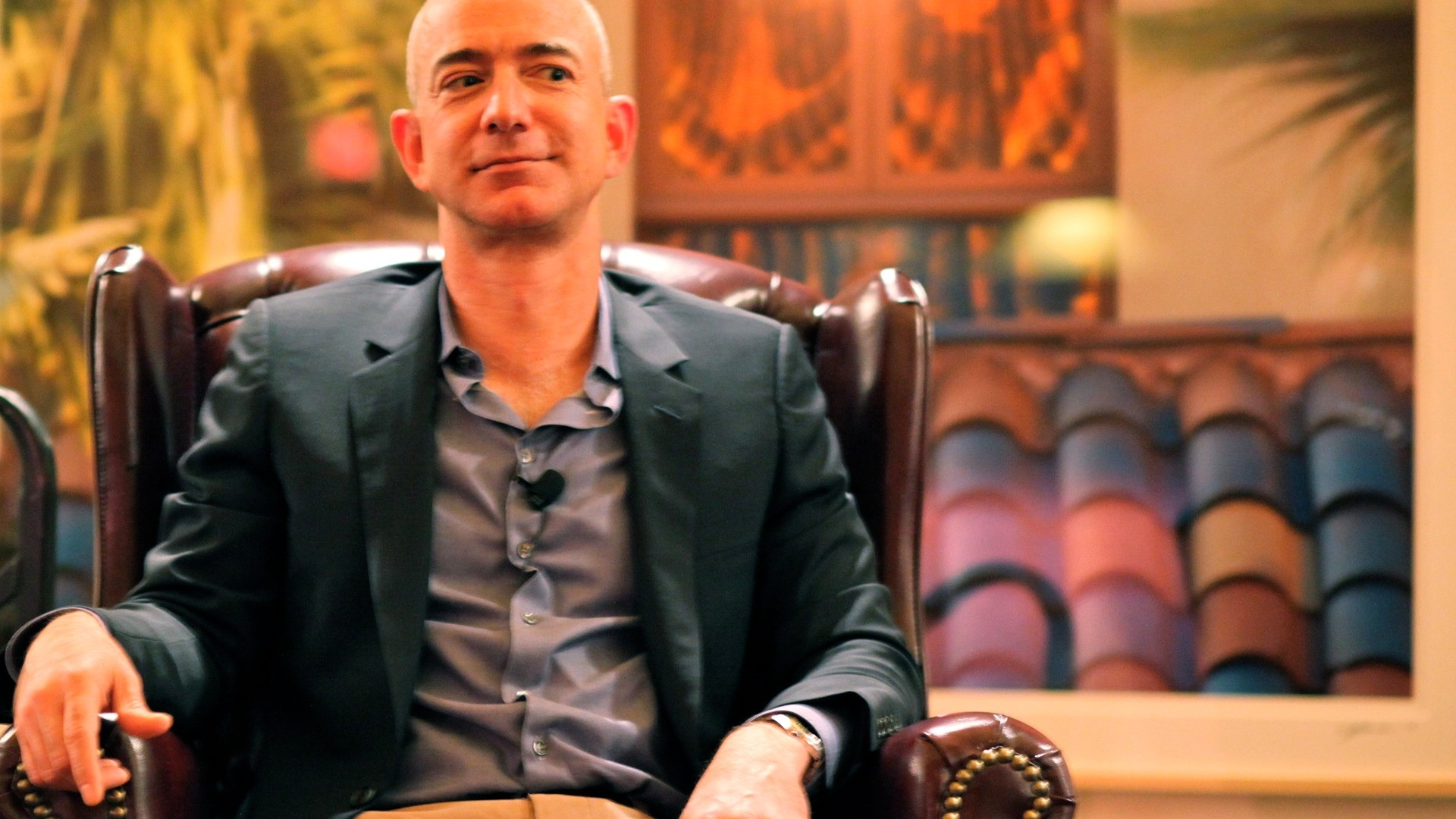 Jeff Bezos Says the NY Times' Amazon Exposé Is All Wrong