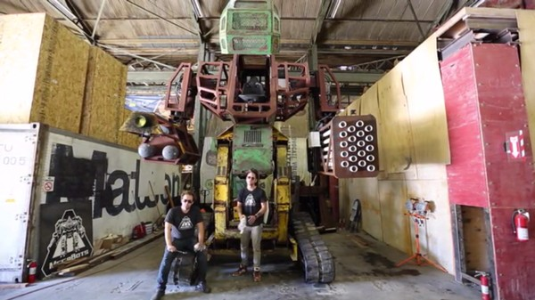 MegaBots Wants You to Kickstart Them to Victory Against Japan's Giant Robot