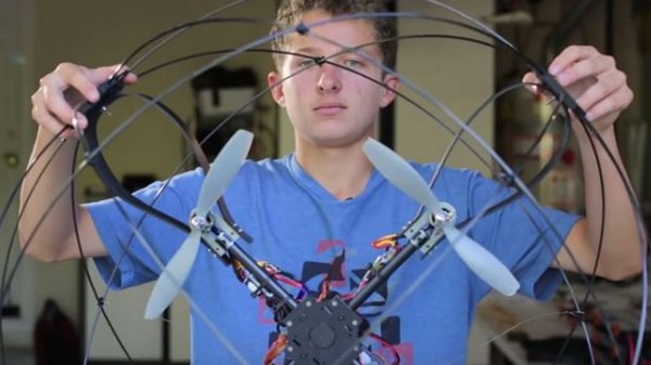 This Drone Combat Champion Is Still in High School