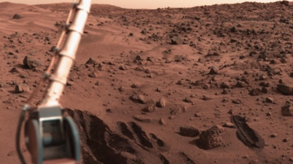 How Viking 1 Won the Martian Space Race