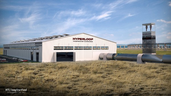 Hyperloop Approaching 'Thing' Status, Groundbreaking Set for 2016