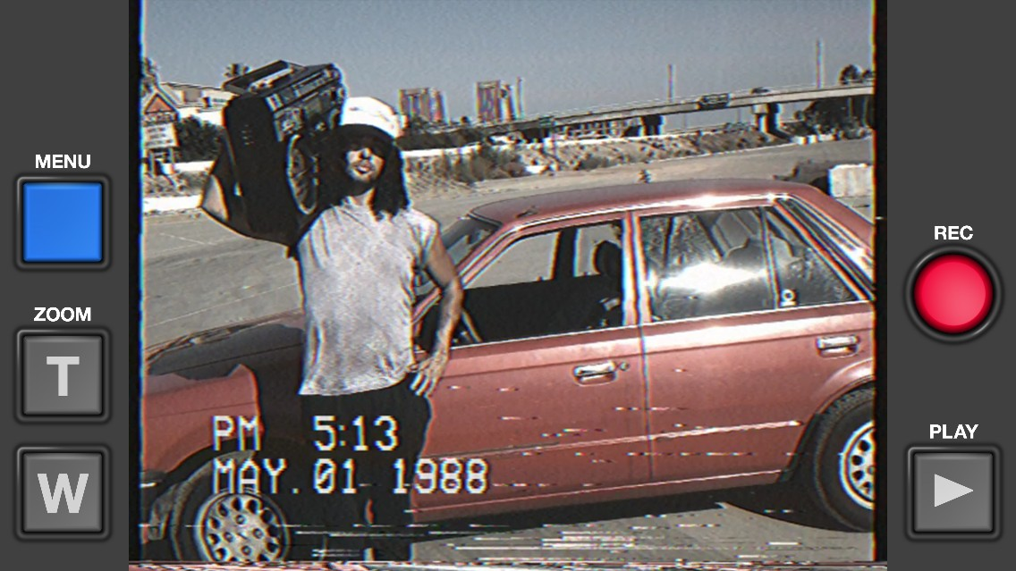 Make Your Videos Look Like Crap with an App That Simulates an 80s Camcorder