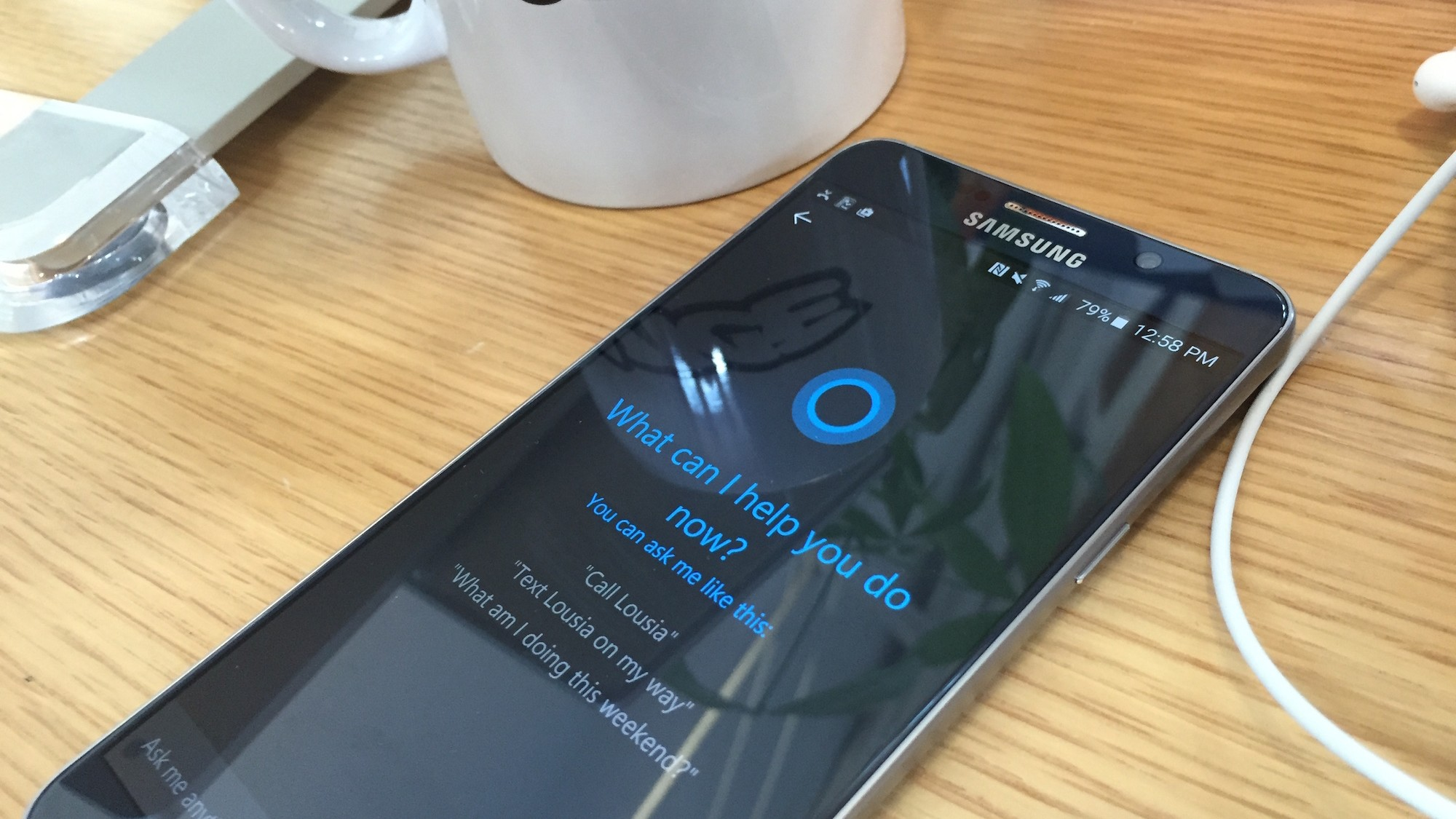 Microsoft's Cortana Can Now Assist Android Users