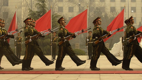 China Is Knocking Out VPN Access Before Its WW2 Parade