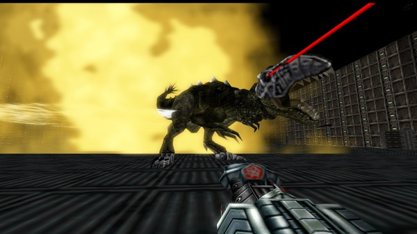 The Classic N64 Game 'Turok: Dinosaur Hunter' Is Being Remastered for PC