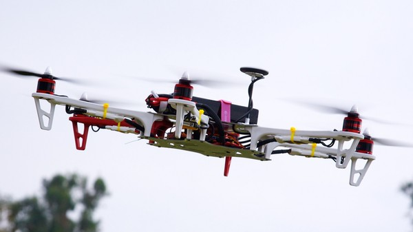 Here's Another Way to Get Rid of Your Neighbor's Dumb Drone
