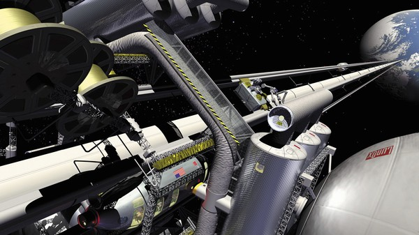 Space Elevators Are Totally Possible (If Someone Will Just Pay for It)
