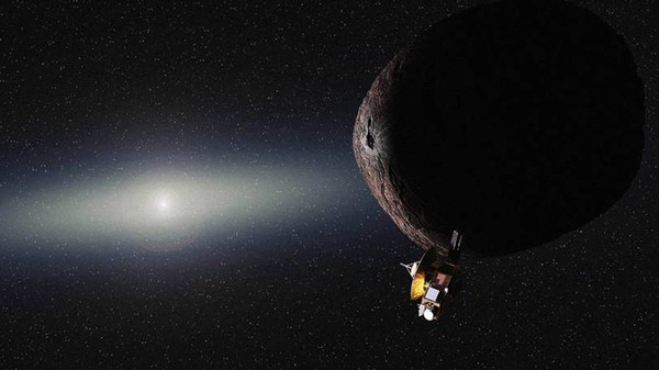 Life After Pluto: NASA Announces the Next Target for New Horizons