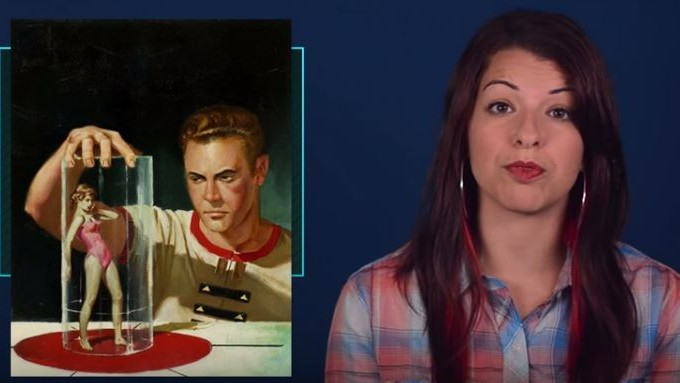 Feminist Frequency Explores the Gaming Trope of 'Women-As-Reward'