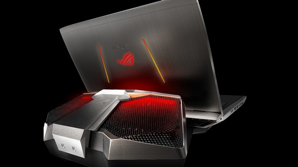 World's First Water-Cooled Gaming Laptop Looks Like a Bad Idea But Here We Are