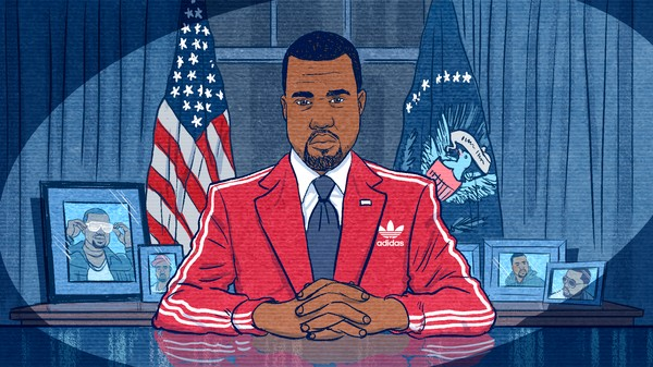 What a Kanye Presidency Would Look Like