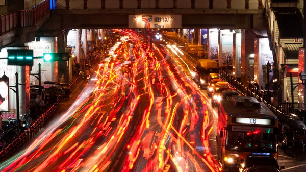 The Math That Shows How Fewer Roads Can Lead to Less Traffic Congestion