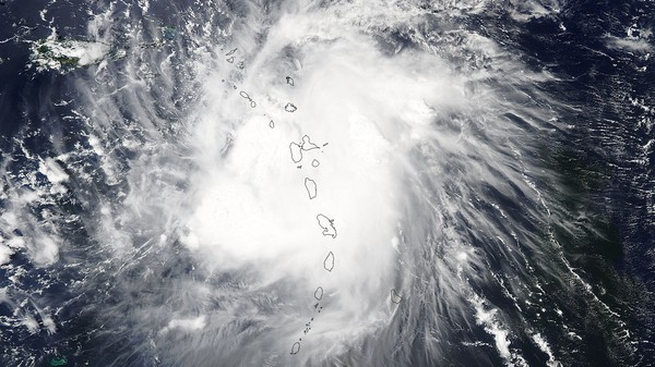 This Week in Storms: Typhoon Kila, Sudanese Dust, Hurricane Fred
