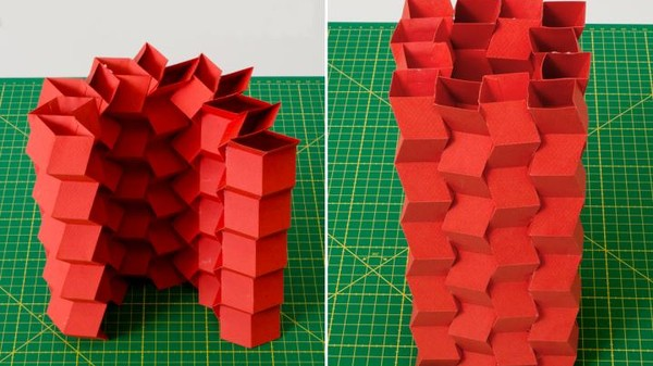 Is This the Strongest Origami in the World?