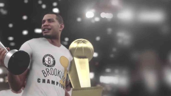 Spike Lee's 'NBA 2K16' Looks Like the Most Dramatic Basketball Game Ever Made