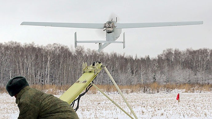 Russia Is Swarming the Arctic With Military Drones