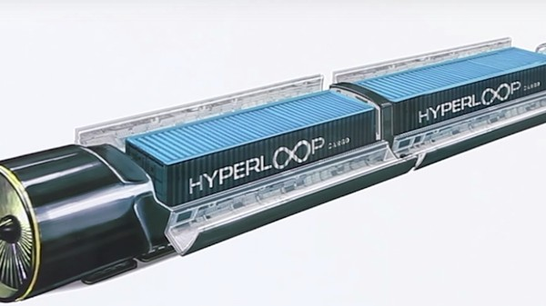 There Are Now Three Companies Serious About Building the Hyperloop