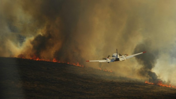 Revisiting the Insurgency Model of Wildfire Management