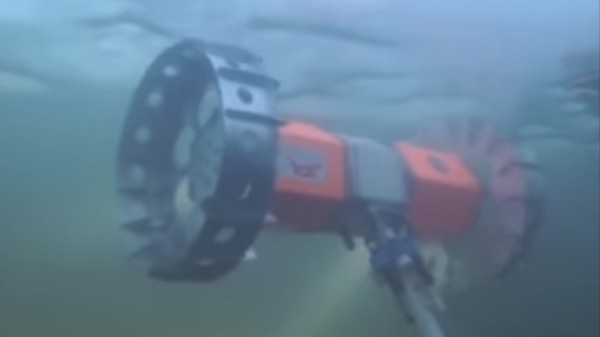 This Is the Rover That We Want to Send to Alien Oceans